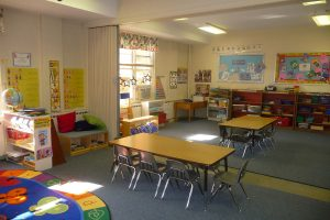 preschool math station